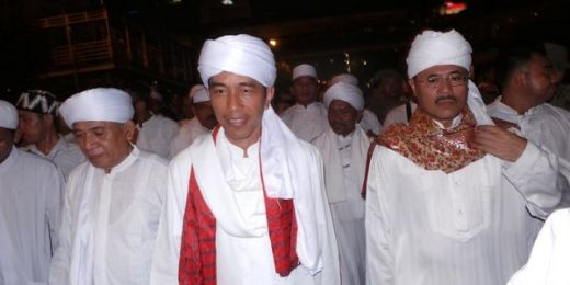 Jika Tak Sejalan dengan Ideologi Bangsa, Jokowi: FPI Bisa Dilarang