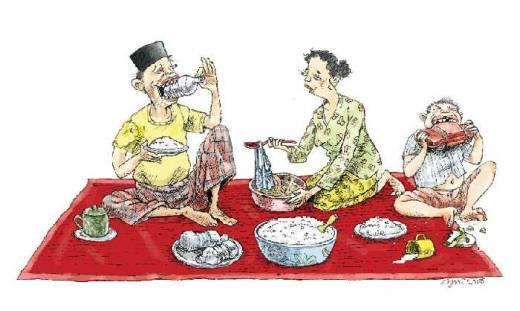 Siapa Tokoh Humor Mukidi yang Sedang Viral di Medsos? Siapapun Dia, Indonesia Kini Tertawa