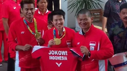 Anak Bangsa Juara Besok Ajak Fans Ketemu Owi dan Butet