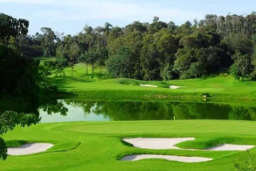 Para Golfer Peserta Wonderful Indonesia Bintan Golf Challenge 2016 Terpukau Alam Bintan