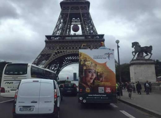 Gencarkan Sales Missions, Kemenpar Eksplorasi 4 Kota di Prancis