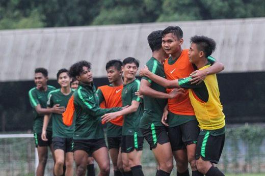 Tujuh Pemain Baru Ikut TC Timnas U 19 Indonesia