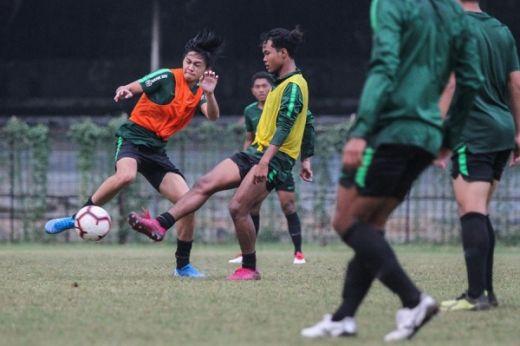 Fakhri Kembalikan Fisik Pemain Timnas U 19 Indonesia