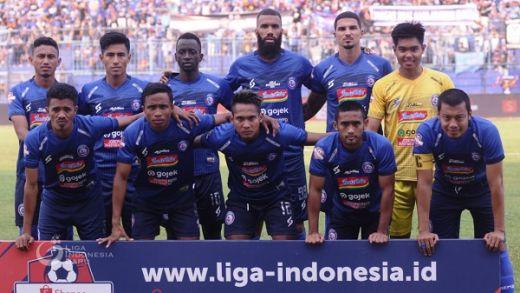 Arema FC Terima Penundaan Laga Lawan Persib