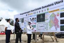 Mentan Ungkap Daftar Investor Pendukung Food Estate Humbahas