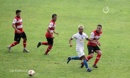 Libur Dua Minggu, Pemain Madura United Diminta Jaga Profesionalisme