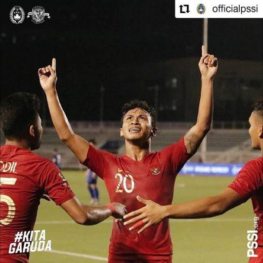 Langkah Timnas Sepakbola Indonesia Menuju Final Semakin Terbuka