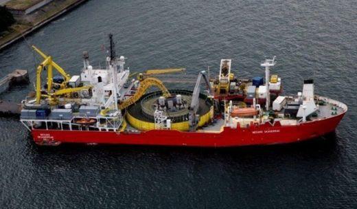 Menhub dan Menhan Didesak Tolak Kapal Kabel Asing Beroperasi di Indonesia