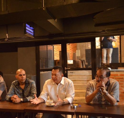 Pengusaha Muda Sarankan Sosok Ini Sebagai Pengganti Edhy Prabowo
