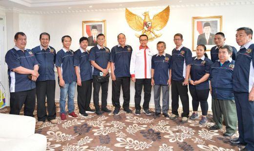Menpora Dukung Golden Award SIWO PWI Pusat