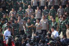 Panglima TNI dan Kapolri Tegaskan Soliditas dan Sinergitas TNI-Polri Harga Mati