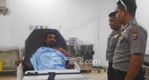 Luka Parah, Korban Pembacokan Kabur dari Rumah Sakit, Diduga karena Tak Punya Biaya...