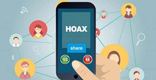 Tangkal Hoax, Polisi akan Pantau Semua Hal yang Viral di Medsos