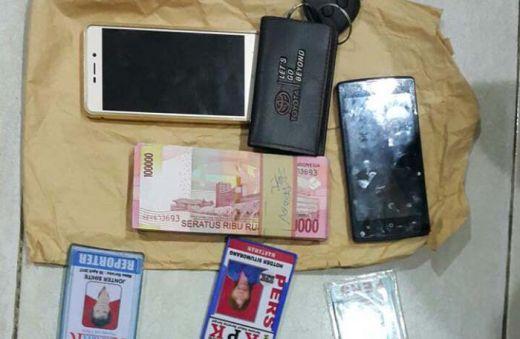 Intai PNS Keluar Hotel, Difoto dan Diperas, 3 Wartawan Gadungan Diciduk Polisi
