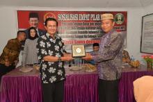 Fadel Muhammad: Tanpa Pancasila, Sukit Pertahankan Eksistensi NKRI