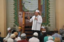 Bertemu Masyarakat Gorontalo, Fadel Sampaikan Tentang Wacana Amandemen UUD