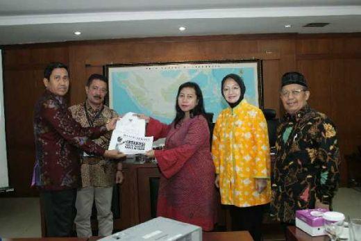 BAP DPD RI Terima Aduan Bupati dan DPRD Banggai Terkait Eksekusi Lahan