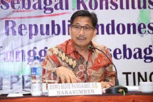 Diciduk KPK, Anggota DPR F-Golkar Bowo Sidik Miliki Harta Rp 10,4 M