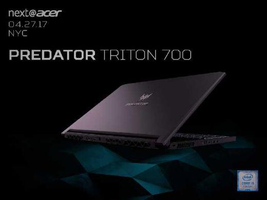 Acer Luncurkan Ultra-Thin Gaming Terbaru, Notebook 2-in-1 dan PC All-in-One dengan Teknologi Thermal Terdepan