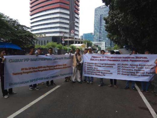 KAKI Desak KPK Usut Dugaan Korupsi Penyelewengan Dana Pungutan Ekspor CPO Termasuk di Riau