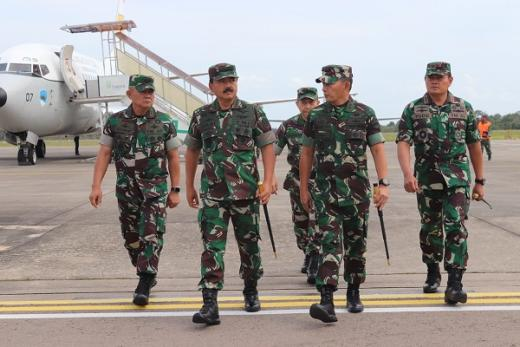Antisipasi Chaos Dampak Corona, TNI Siagakan Pasukan