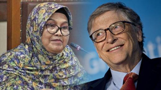 Siti Fadilah Sentil WHO, Bill Gates dan Bisnis Vaksin Dunia