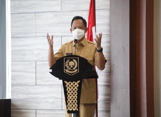Setelah Retno Bicara Gelombang Baru Pandemi, Tito Minta Masyarakat Belajar dari India