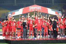 Kompetisi Menggeliat, Presiden Dapat Apresiasi dari Pecinta Sepakbola