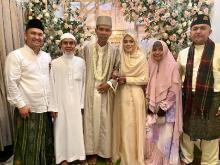 Sah.., Ustaz Abdul Somad Resmi Menikah dengan Fatimah