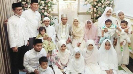 Digelar Sederhana, Pernikahan Ustaz Abdul Somad Dihadiri Pimpinan Gontor
