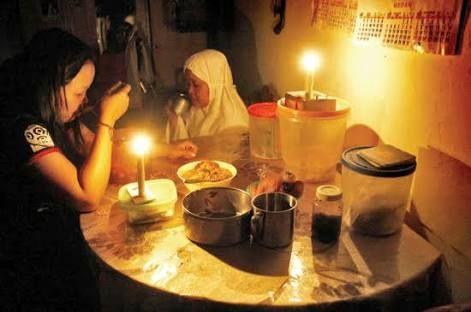 Buruknya Layanan PLN di Kampar dan Rohul, Netizen: Apo Kesah Nih, Setiap Jelang Babuko Puaso Lampu Padam