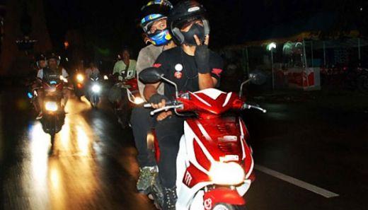 Polisi Bekasi Bersama FPI dan FBR Ringkus Geng Motor Tambun 45