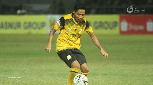 Evan Dimas Abaikan Kenangan Manis Bersama Bhayangkara FC