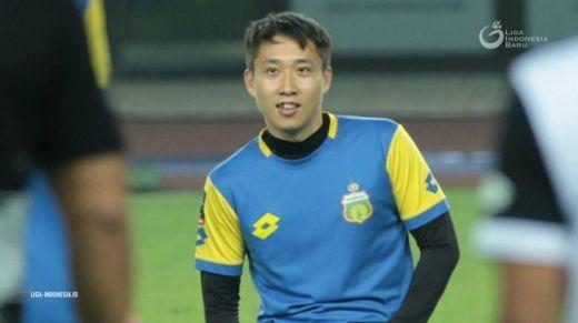Lee Yu-Jun Siap Turun Hadapi Barito Putera