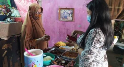 Viral! Warung Sederhana Harga Murah di Kota Semarang, Pembeli Bingung Untung Berapa?