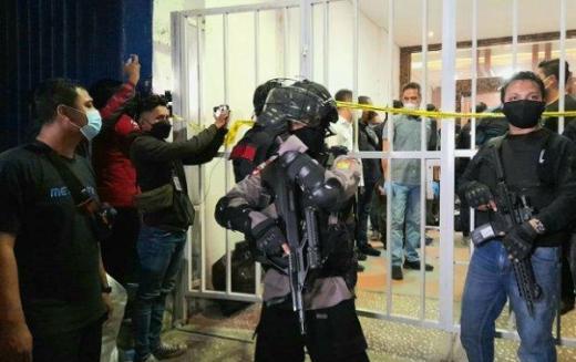 Terjerat Kasus Terorisme, Begini Kondisi Munarman Sebulan Mendekam di Penjara