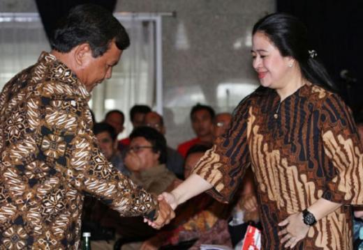 Pasangan Prabowo-Puan Maharani di Pilpres 2024, Pengamat Bilang Cuma Cek Ombak Pasar Politik