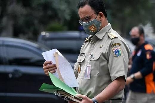 Jakarta Dapat Nilai E Tangani Covid, Ini Saran PSI