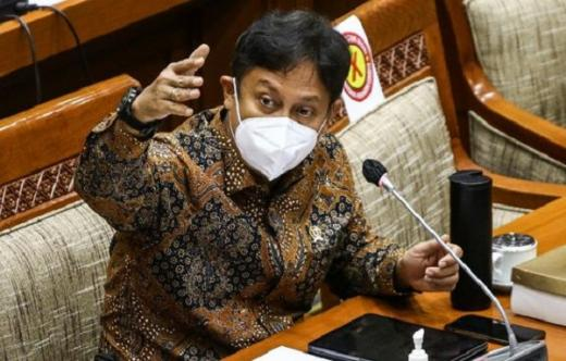 Ralat Nilai Soal Nilai E DKI, Menkes: Tes dan Vaksinasi Jakarta Tertinggi