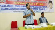 Rizki Sadiq: Pancasila Sudah Final, Tak Bisa Diganggu Gugat