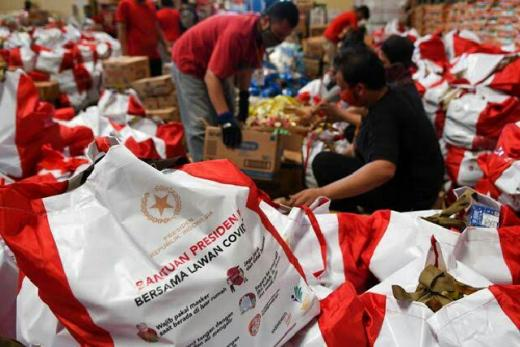 KPK Terima 824 Aduan Bansos Corona, di Provinsi Ini yang Paling Banyak