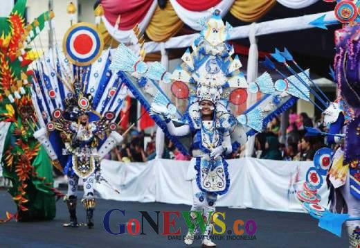 Sosialisasi Asian Games 2018  Menonjol di JFC 2016