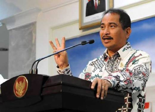 Menpar Arief Yahya Amplifying Statemen Presiden Jokowi di Shanghai