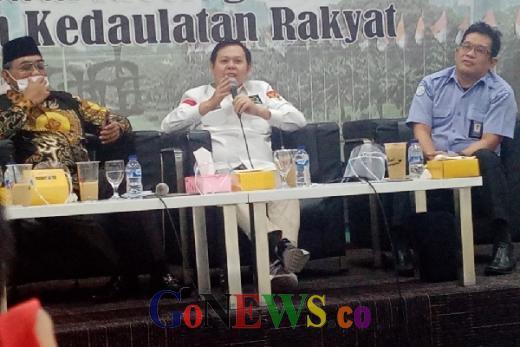 Daerah PKT Butuh Keadilan, Sultan Kejar RUU Kepulauan Segera Diketok Palu