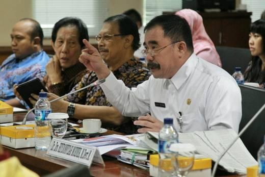 DPD Siap Awasi Pengelolaan Dana Transfer Daerah
