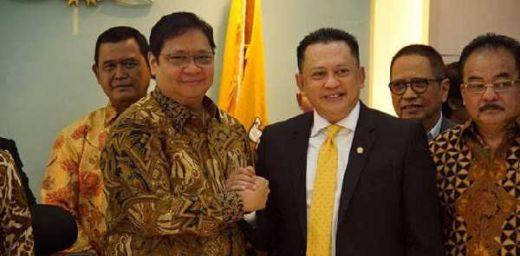 Setelah Berdamai, Airlangga Pilih Bamsoet Jadi Ketua MPR