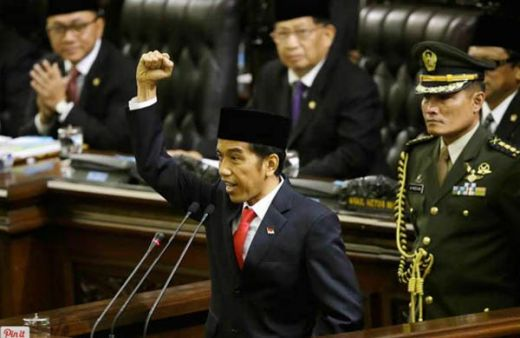 Jokowi Minta Pelantikan Presiden dan Wapres Dipercepat