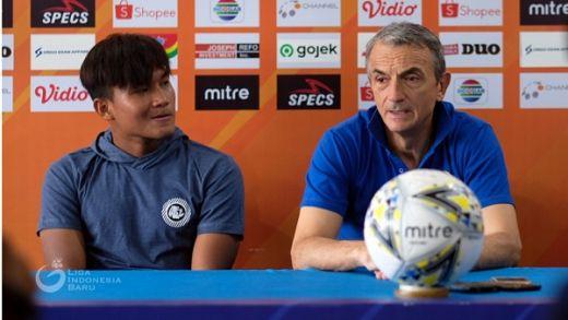 Milomir Waspadai Tiga Pemain Semen Padang FC