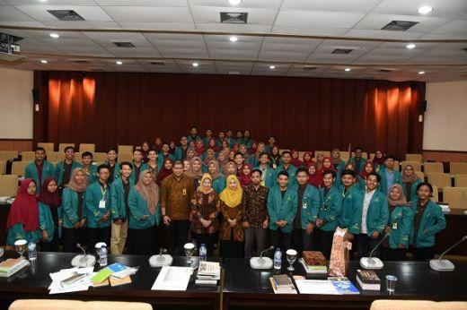 Menimba Ilmu Tata Negara, Mahasiswa IAIN Purwokerto Sambangi MPR RI