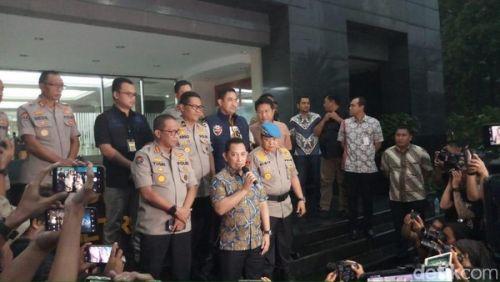 Apresiasi Penangkapan Penyiram Novel Baswedan, Komisi III DPR Berencana Undang Kapolri